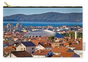 Coupola Sports Hall Landmark In Zadar Carry-all Pouch