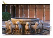 Court Of The Lions In The Alhambra Carry-all Pouch