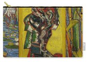 Courtesan Carry-all Pouch