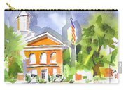 Courthouse Abstractions II Carry-all Pouch