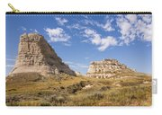 Courthouse And Jail Rocks - Bridgeport Nebraska Carry-all Pouch