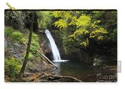 Courthouse Falls In North Carolina Carry-all Pouch