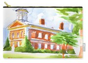 Courthouse In Summery Sun Carry-all Pouch