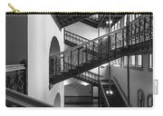 Courthouse Staircases Carry-all Pouch
