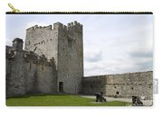 Courtyard Cahir Castle Carry-all Pouch