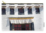Courtyard Entry To Potala Palace In Lhasa-tibet Carry-all Pouch