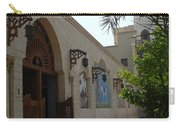 Courtyard To The Coptic Church Carry-all Pouch