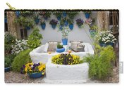 Courtyard With Washing Boards Carry-all Pouch
