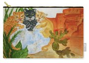 Cousins - Big Cats Carry-all Pouch