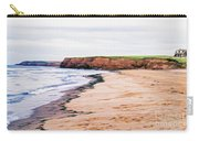 Cousins Shore Prince Edward Island Carry-all Pouch by Edward Fielding