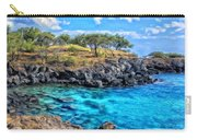 Cove At Mahukona Carry-all Pouch