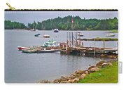 Cove In Glen Margaret-ns Carry-all Pouch