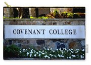 Covenant College Sign Carry-all Pouch