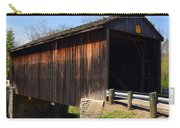 Jediha Hill Covered Bridge In Mt. Healthy Carry-all Pouch