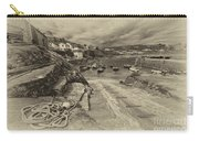 Coverack Harbour  Carry-all Pouch