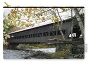 Covered Bridge Albany Carry-all Pouch