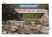 Covered Bridge Vermont 7 Carry-all Pouch
