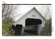 Covered Bridge - Woodstock Carry-all Pouch