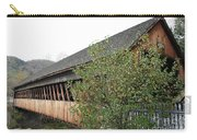 Covered Bridge - Woodstock - Vermont Carry-all Pouch
