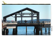 Covered Pier At Port Townsend Carry-all Pouch