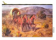 Covered Wagon Carry-all Pouch