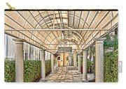 Covered Walkway Carry-all Pouch