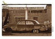 Cow Canyon Trading Post 1949 Carry-all Pouch