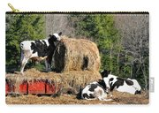Cow Country Buffet Carry-all Pouch