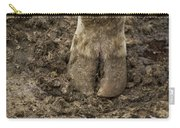 Cow Hoof Carry-all Pouch