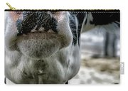 Cow Kiss Me Carry-all Pouch