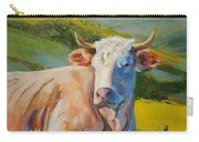 Cow Lying Down  Carry-all Pouch