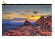 Cow Pies Sunset Carry-all Pouch