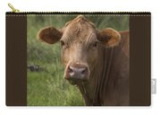 Cow Portrait I Carry-all Pouch