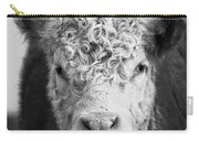 Cow Square Carry-all Pouch