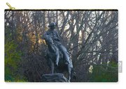 Cowboy 1908 By Frederic Remington Carry-all Pouch