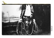Cowboy, C1880 Carry-all Pouch