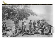 Cowboy Camp, C1890 Carry-all Pouch