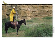Cowboy Photographer 2 Carry-all Pouch