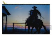 Cowboy Pirouette Carry-all Pouch
