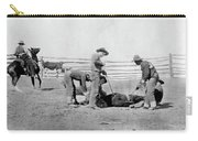 Cowboys, 1888 Carry-all Pouch