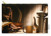Cowboy's Coffee Break Carry-all Pouch