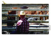 Cowboys Corral Carry-all Pouch