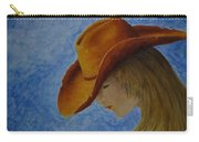Cowgirl Carry-all Pouch