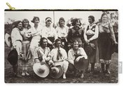 Cowgirls, 1910 Carry-all Pouch