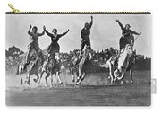 Cowgirls At The Rodeo Carry-all Pouch