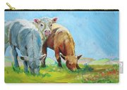 Cows Landscape Carry-all Pouch