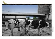 Cows Peek A Boo Carry-all Pouch