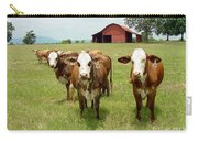 Cows8931 Carry-all Pouch