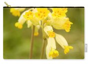 Cowslip   Primula Veris Carry-all Pouch