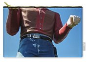 Cowtown Cowboy Carry-all Pouch